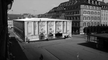 Der Theater Kubus