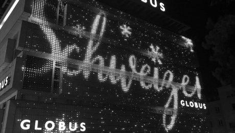 «Schweizer Weihnachten» mit LED-Lichterfest