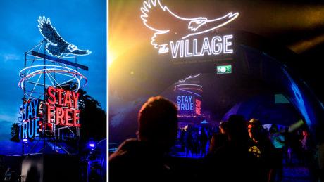 """""""The Village."""""""