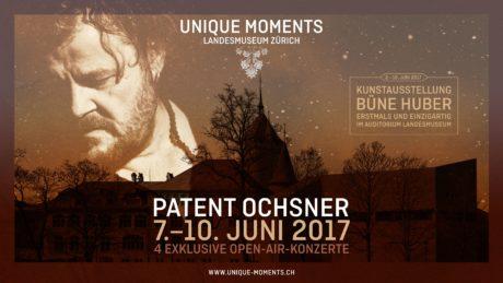 Unique Moments Landesmuseum Zürich 2017