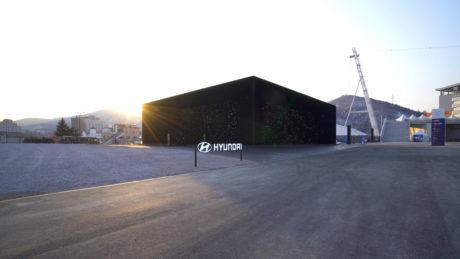 Hyundai Pavillon