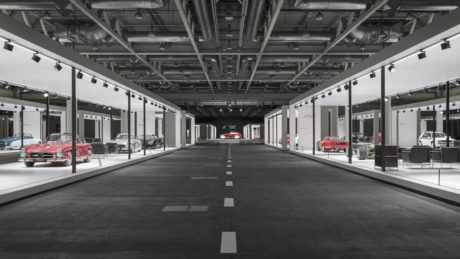 Grand Basel – Exceptional Show Architecture for Automobiles